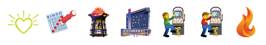 Featured Potawatomi Hotel & Casino LocaMojis